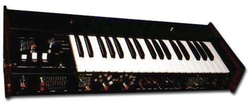 Istorija Korg Klavijatura Mini-Korg-display